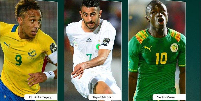 Ихеаначо и Ивоби получили награды от Африканской конфедерации футбола