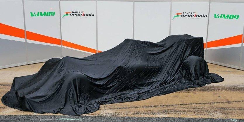 Формула-1. Форс Индия представит болид 22 февраля