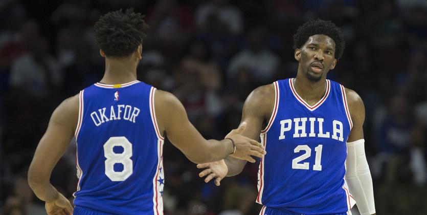 НБА. Филадельфия обыгрывает Бруклин, Миллуоки теряет победу над Вашингтоном