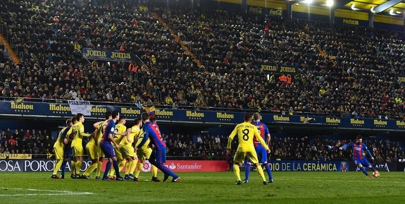 Лидер «Барселоны» пропустит церемонию награждения лучшего игрока года