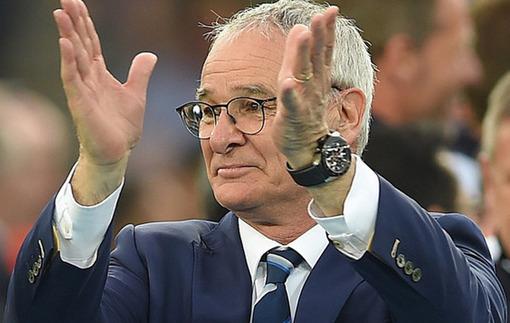 Клаудио Раньери - лучший тренер мира по версии ФИФА