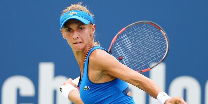 Цуренко пробилась вчетвертьфинал теннисного турнира вХобарте