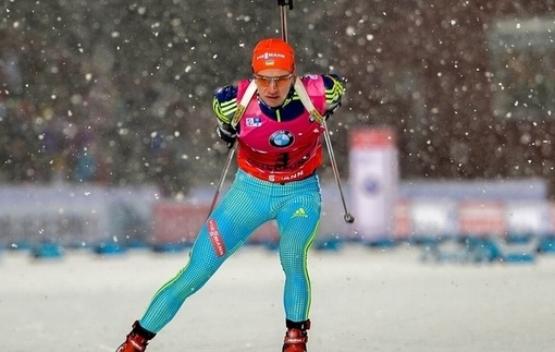 Биатлон. Пять украинцев выступят в спринте