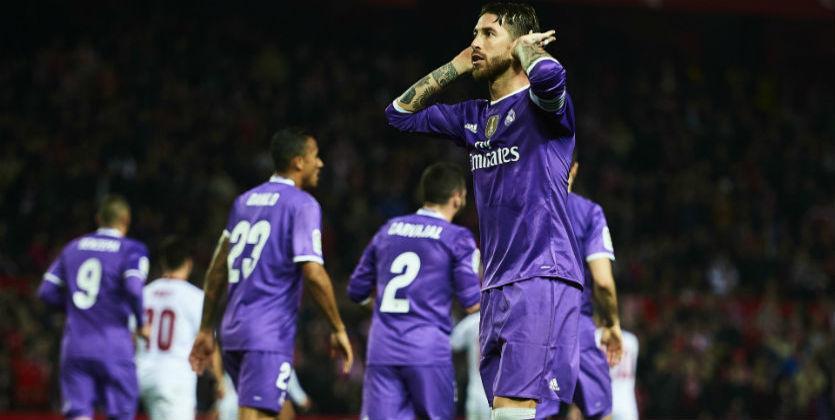 «Реал» установил рекорд для испанских клубов подлине беспроигрышной серии