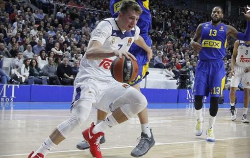 Лука Дончич - MVP 17-го тура Евролиги