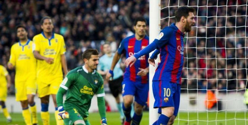 Пике пропустит матч «Барселона»— «Лас-Пальмас»