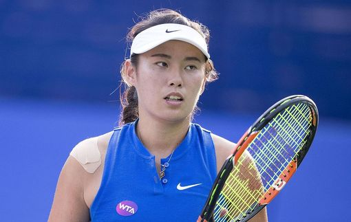 Китаянка исполнила самую мощную подачу в женском теннисе