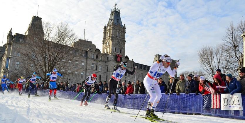 Лыжные гонки. Финал этапа Кубка мира переехал из Тюмени в Квебек