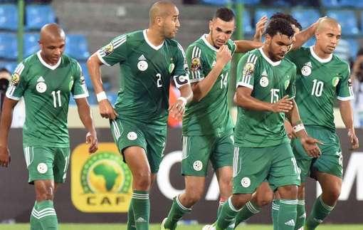 КАН-2017. Дубля Мареза не хватило Алжиру для победы над Зимбабве, Сенегал сильнее Туниса
