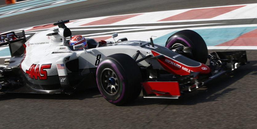 Формула-1. Машина Хаас прошла краш-тесты FIA