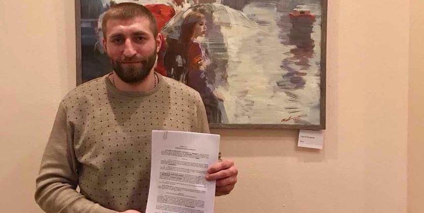 UFC подписала тяжеловеса из Украины