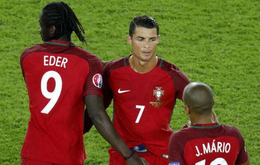 Жоау Мариу: пытаюсь уговорить Роналду перейти в Интер