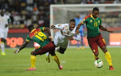 КАН-2017. Камерун пробился в полуфинал турнира