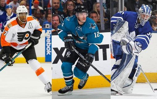 НХЛ назвала три звезды недели