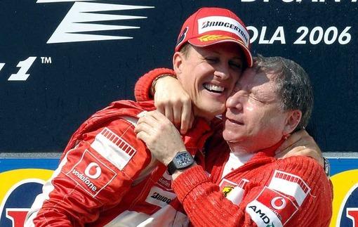 Жан Тодт: Шумахер - прекрасный человек, который продолжает бороться и сейчас