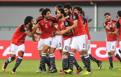 Египет - первый финалист Кубка Африканских Наций