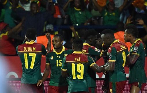 Камерун вышел в финал Кубка африканских наций