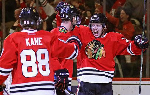 НХЛ: Победа Чикаго, поражение Баффало по буллитам