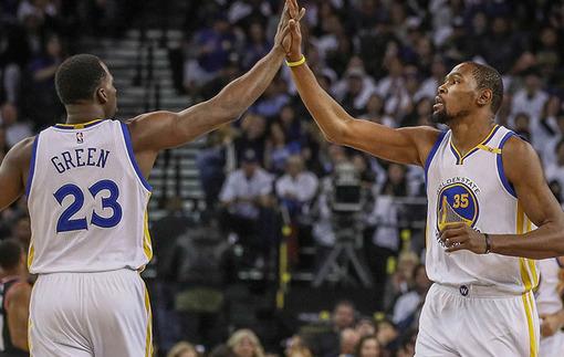 НБА: Клипперс не смогли остановить ГСВ