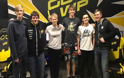 Na'Vi обыграли принципиального соперника в квалификации на DAC 2017