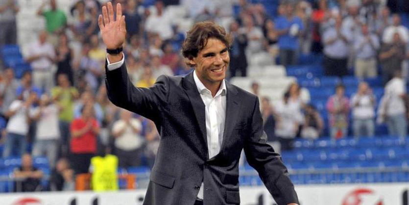 Рафаэль Надаль думает стать президентом Реала