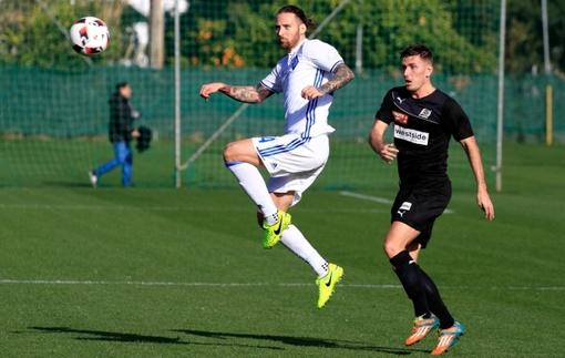 Динамо не смогло обыграть представителя третьей по рангу лиги Швейцарии