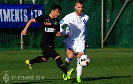 Динамо Киев – Кёниц 0:0 Видео обзор товарищеского матча