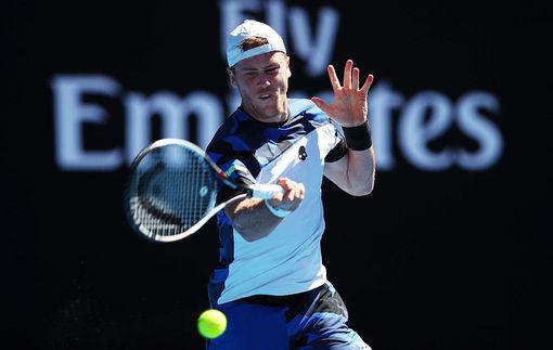 Шербур (ATP): Марченко не справился с 275-й ракеткой мира