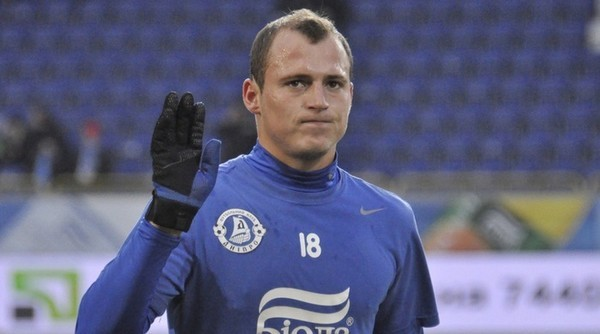 ФИФА разрешила Зозуле доиграть сезон в Днепре