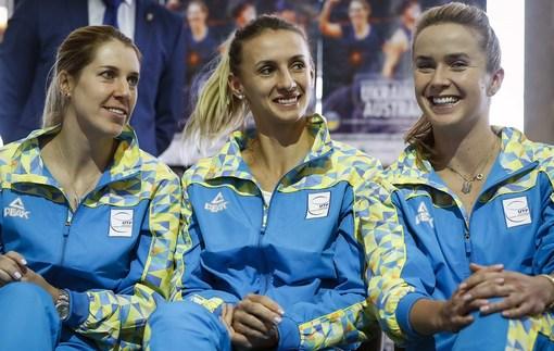 Кубок Федерации: Украина поднялась на две позиции в рейтинге сборных