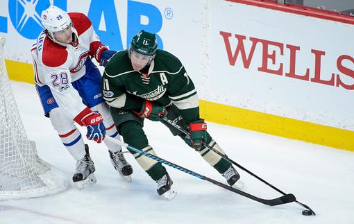 НХЛ: Поражение Миннесоты, победа Эдмонтона