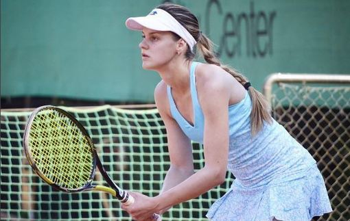 Украинская теннисистка вышла замуж в День Валентина