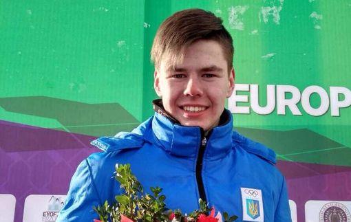 Украина завоевала третье серебро на юношеском олимпийском фестивале