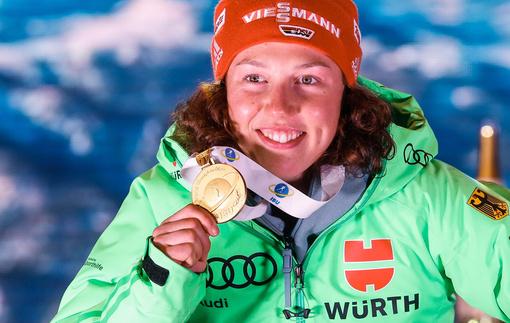 Биатлон: Далмайер одержала победу в индивидуальной гонке, две украинки в ТОП-10