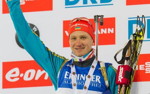 Стал известен состав сборной Украины на мужскую индивидуальную гонку