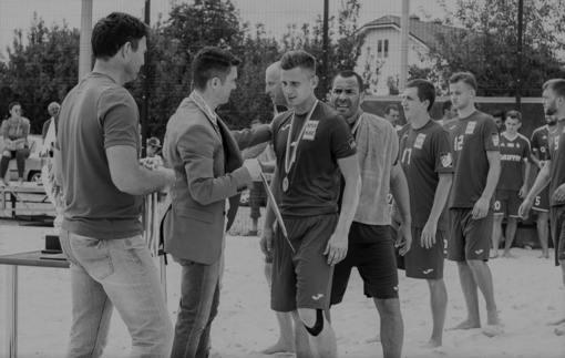 Умер игрок сборной Украины по пляжному футболу