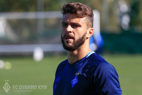 Форварда «Динамо» дисквалифицировали на 5 матчей задраку с«Шахтером»