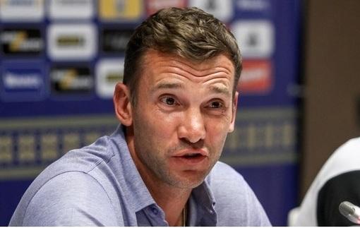 Шевченко: Сосредоточен на работе со сборной Украины, что будет в будущем - увидим