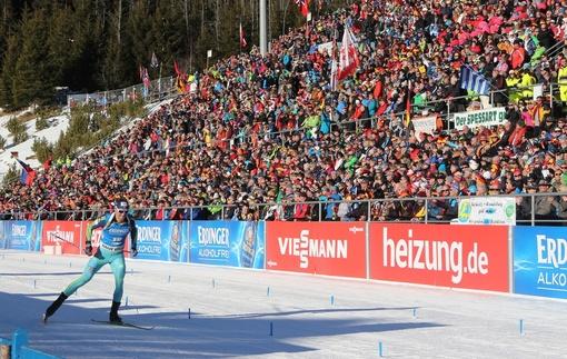 Биатлон: Семенов стал пятым в индивидуальной гонке чемпионата мира