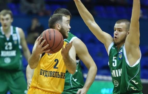 Суперлига Украины: Будивельник обыграл Химик в битве фаворитов, Черкасские Мавпы сильнее БИПу