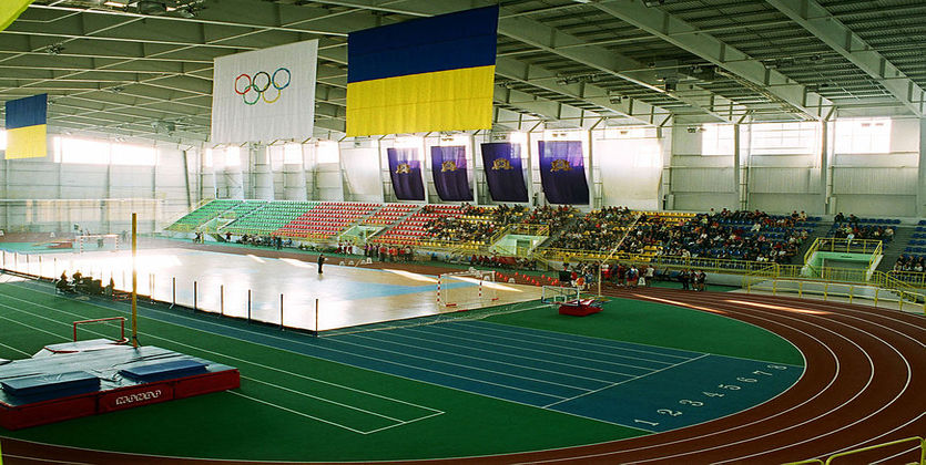 Чемпионат Украины по легкой атлетике: Онлайн трансляция