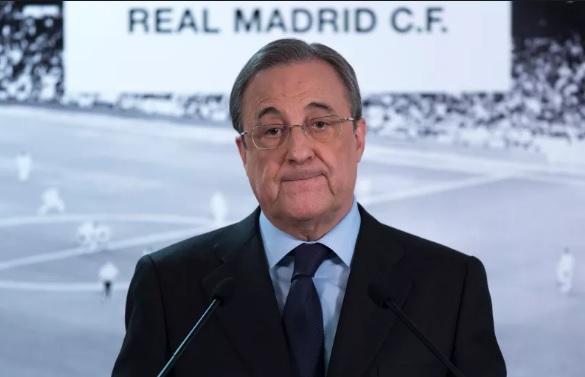 Перес задумался обуходе споста президента «Реала»
