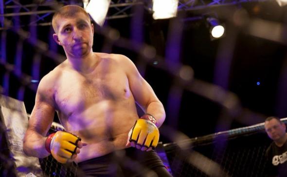 Стало известно, с кем украинец Побережец проведет первый бой в UFC