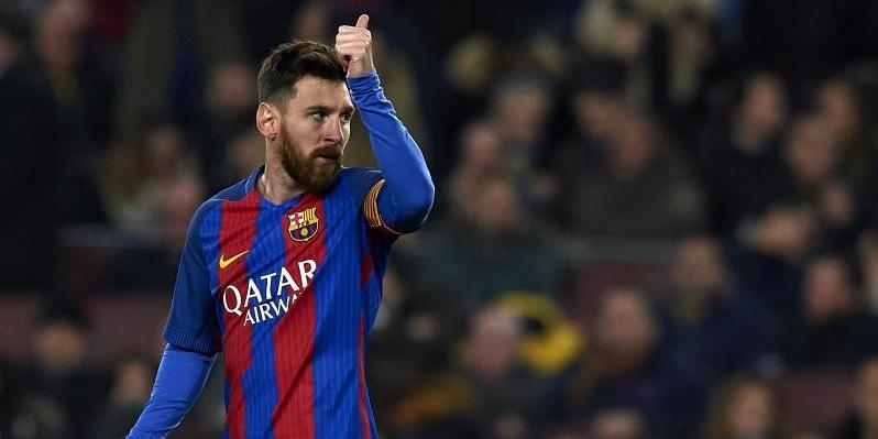 Месси попросил Гвардиолу вернуться в Барселону - СМИ
