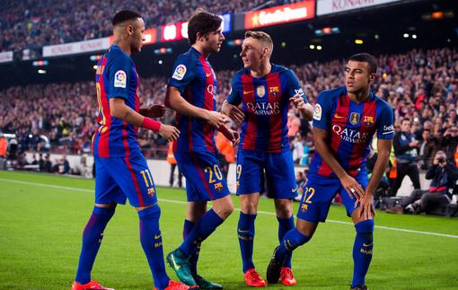 Примера, 23 тур: Крупная победа Сельты, Барселона с трудом обыграла Леганес