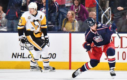 НХЛ: Коламбус переиграл Питтсбург, победы Флориды и Колорадо