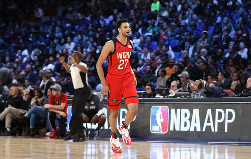 Стал известен MVP Матча восходящих звезд НБА