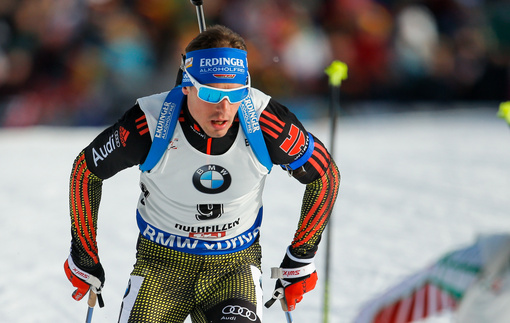 Шемпп выиграл последнюю гонку чемпионата мира по биатлону