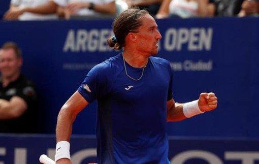 Долгополов победил Нисикори в финале Argentina Open