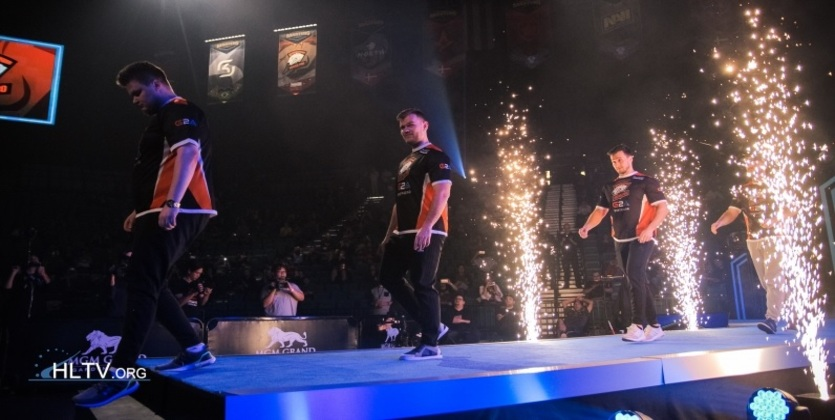 Virtus.pro одержали победу в финале DreamHack Masters Las Vegas 2017